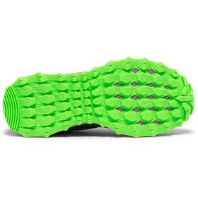 saucony S-Peregrine 11 Shield Shoes Boys, gris/verde